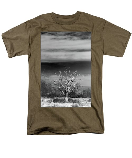 Still Standing Men's T-Shirt  (Regular Fit) by Nicki McManus
