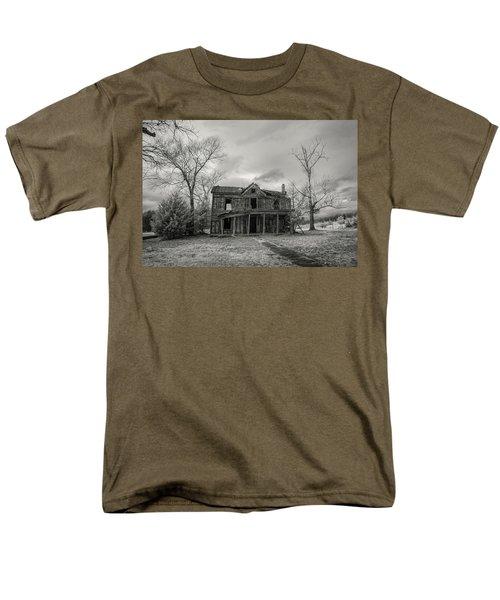 Still Standing Men's T-Shirt  (Regular Fit) by Paul Seymour