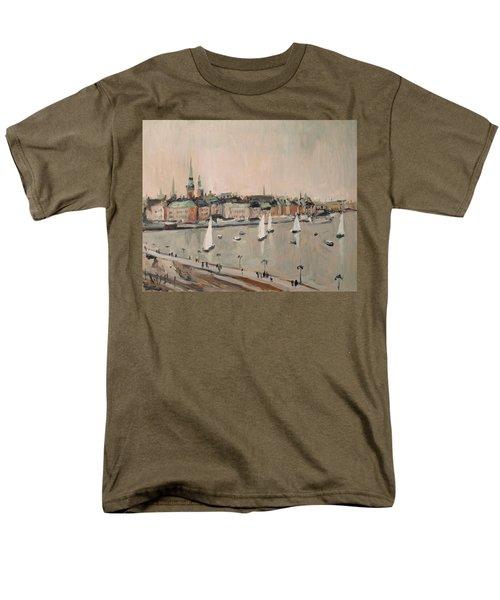 Stockholm Regatta Men's T-Shirt  (Regular Fit) by Nop Briex