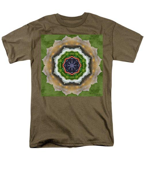 Storm Above Men's T-Shirt  (Regular Fit) by Jeff Kolker