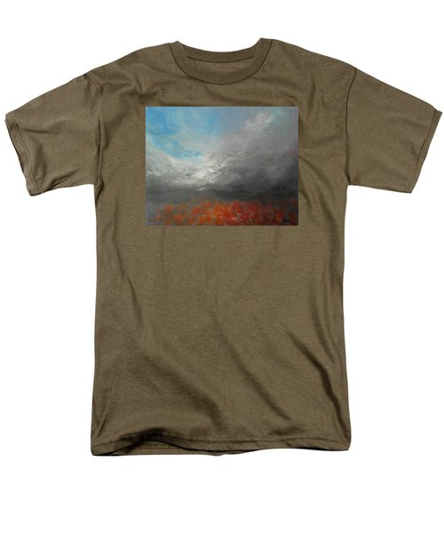 Storm Clouds Men's T-Shirt  (Regular Fit) by Jane See