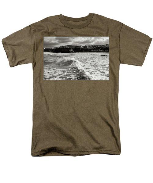 Storm Doris Men's T-Shirt  (Regular Fit) by Nicholas Burningham