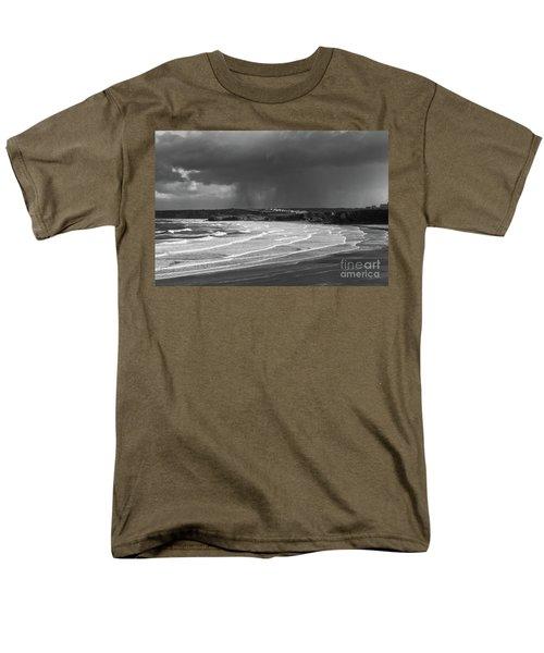 Storm  Over The Bay Men's T-Shirt  (Regular Fit) by Nicholas Burningham