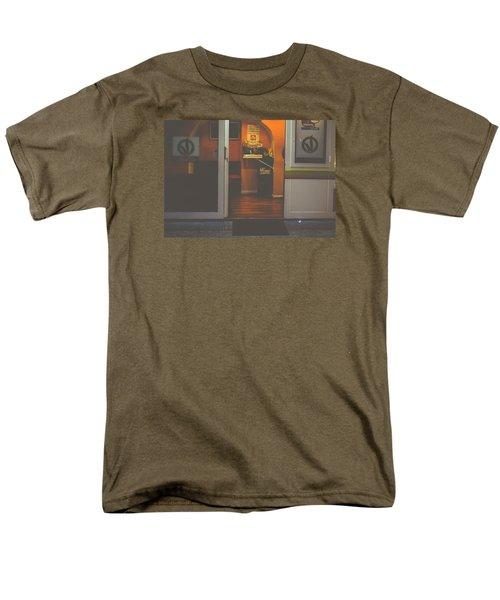 Street Coffee Men's T-Shirt  (Regular Fit) by Cesare Bargiggia