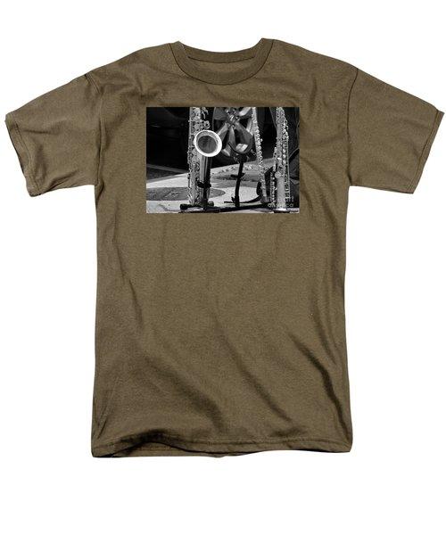 Street Music Men's T-Shirt  (Regular Fit) by John S