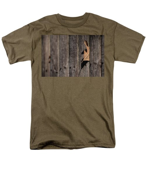 Men's T-Shirt  (Regular Fit) featuring the photograph Stuck by Karol Livote