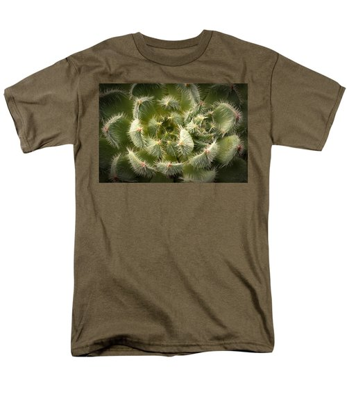 Succulent Pride  Men's T-Shirt  (Regular Fit) by Catherine Lau