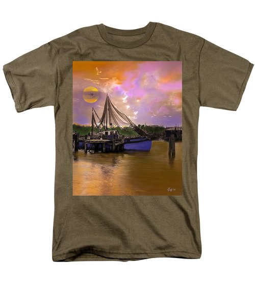 Sultry Bayou Men's T-Shirt  (Regular Fit) by J Griff Griffin