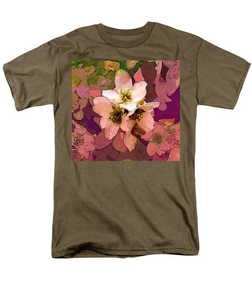 Summer Blossom Men's T-Shirt  (Regular Fit) by David Pantuso