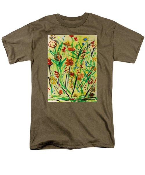 Summer Ends Men's T-Shirt  (Regular Fit) by Mary Carol Williams
