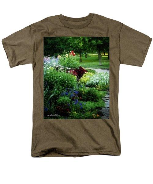 Summer View Men's T-Shirt  (Regular Fit)