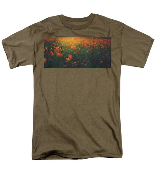 Men's T-Shirt  (Regular Fit) featuring the photograph Summertime by Shane Holsclaw