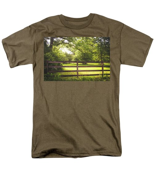 Men's T-Shirt  (Regular Fit) featuring the photograph Summertime Sunshine by Shelby Young