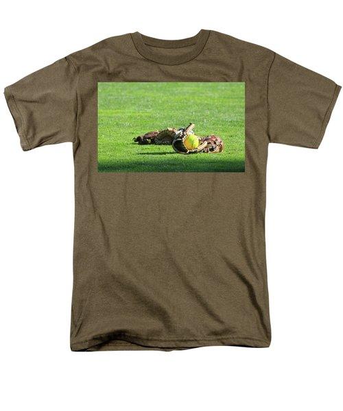 Sun Bathing Men's T-Shirt  (Regular Fit) by Laddie Halupa