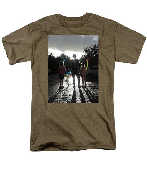 Men's T-Shirt  (Regular Fit) featuring the photograph Sun Drops by Giuseppe Epifani