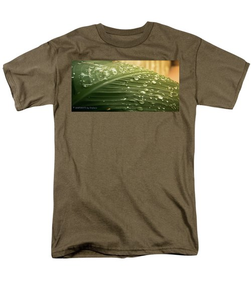 Sun Shower Men's T-Shirt  (Regular Fit) by Stefanie Silva