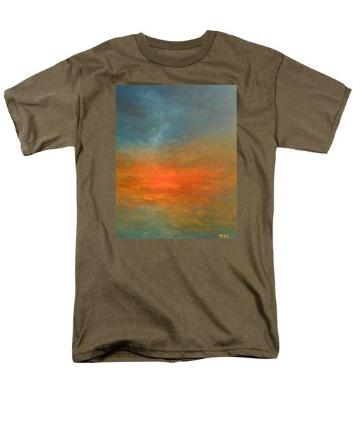 Sundown Men's T-Shirt  (Regular Fit) by Jane See