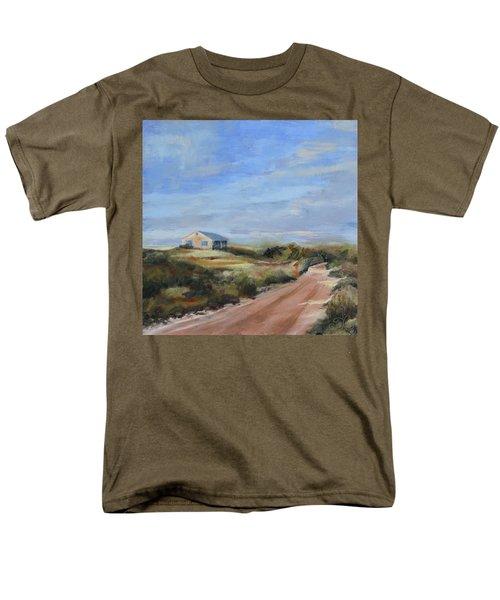 Sunlight's Coming Men's T-Shirt  (Regular Fit) by Trina Teele