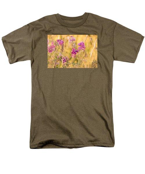 Sunny Garden 1 Men's T-Shirt  (Regular Fit) by Bonnie Bruno