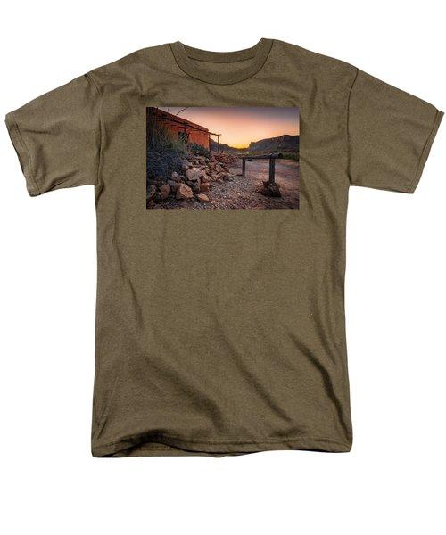 Sunrise At Contrabando Men's T-Shirt  (Regular Fit) by Allen Biedrzycki