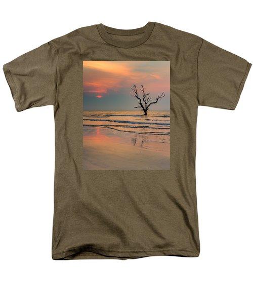 Sunrise At The Boneyard Men's T-Shirt  (Regular Fit) by Patricia Schaefer