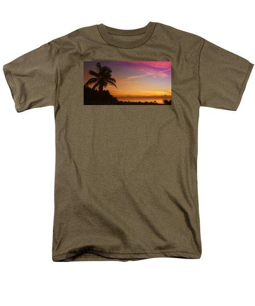 Sunrise Color Men's T-Shirt  (Regular Fit) by Don Durfee