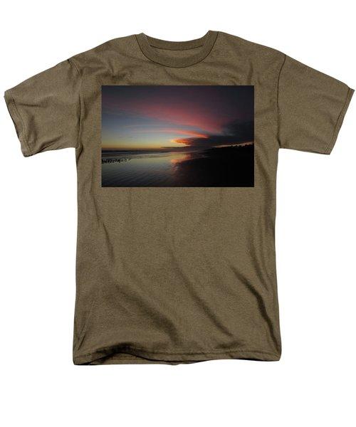 Sunset Las Lajas Men's T-Shirt  (Regular Fit) by Daniel Reed