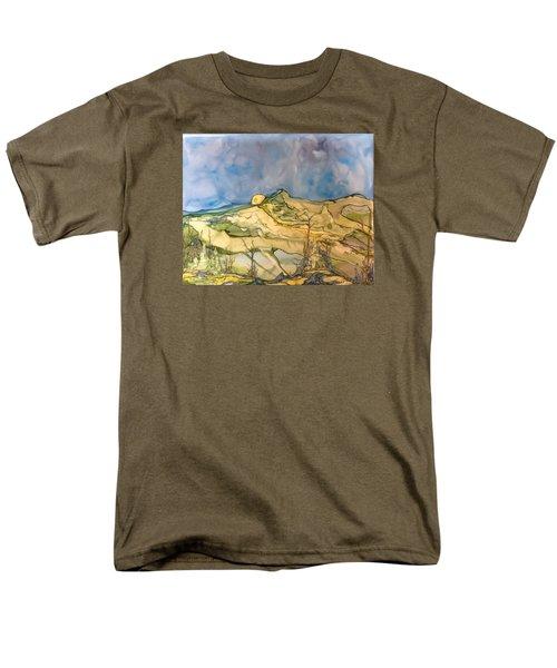 Sunset Men's T-Shirt  (Regular Fit)
