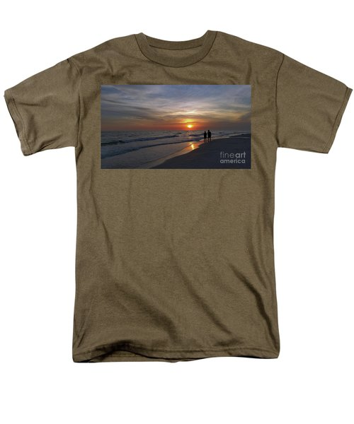 Tranquility Men's T-Shirt  (Regular Fit) by Terri Mills