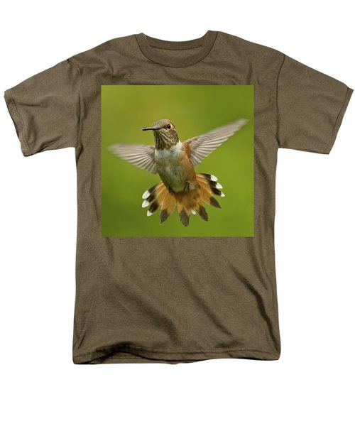 Surprise Men's T-Shirt  (Regular Fit) by Sheldon Bilsker