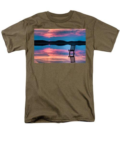 Surreal Sunset Men's T-Shirt  (Regular Fit) by Gert Lavsen