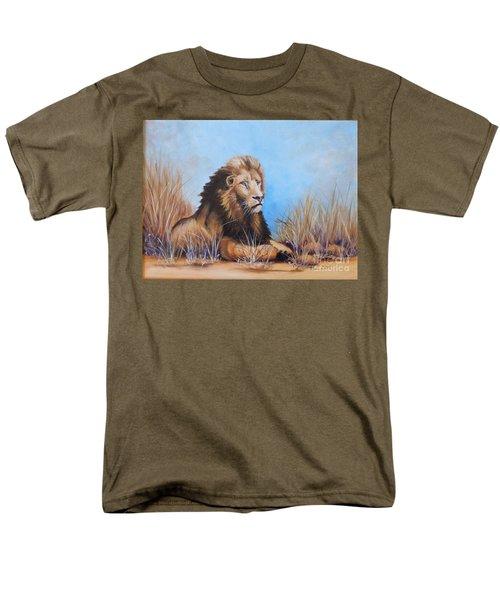Surveying The Grounds Men's T-Shirt  (Regular Fit)