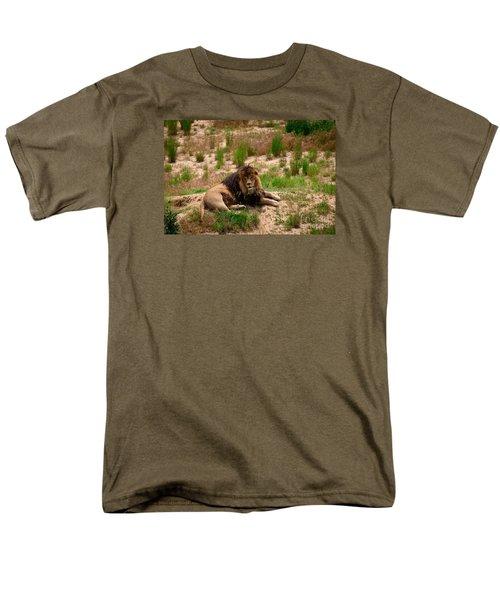 Survivor Men's T-Shirt  (Regular Fit) by Sandy Molinaro