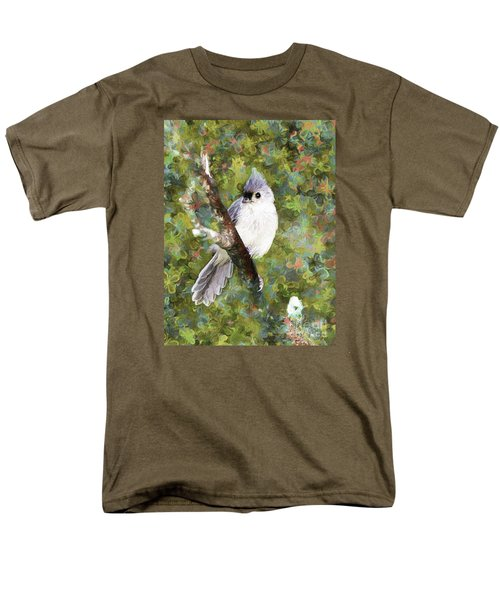 Sweet And Endearing Men's T-Shirt  (Regular Fit) by Tina  LeCour