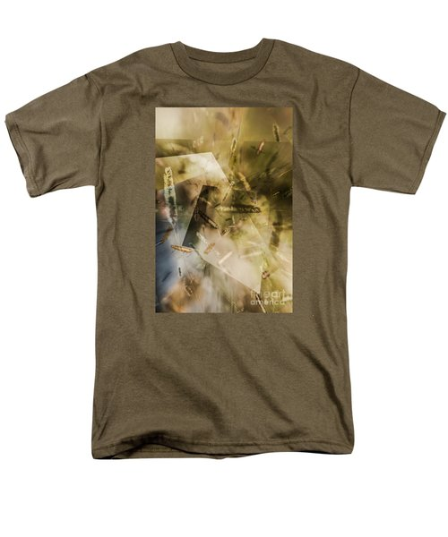Sweet Grass Men's T-Shirt  (Regular Fit) by Elaine Hunter