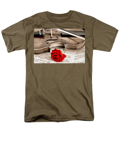 Sweet Music Men's T-Shirt  (Regular Fit) by Don Schwartz