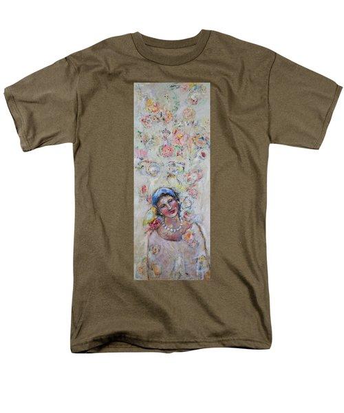 Sweet Secrets Men's T-Shirt  (Regular Fit) by Sharon Furner