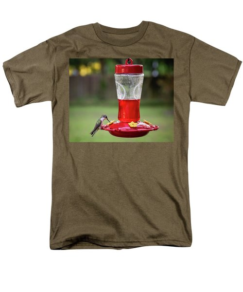 Sweet Sip Men's T-Shirt  (Regular Fit) by Denis Lemay