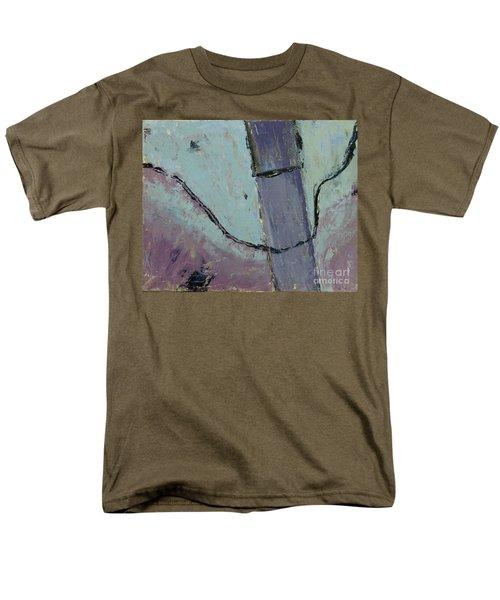 Swiss Roof Men's T-Shirt  (Regular Fit)