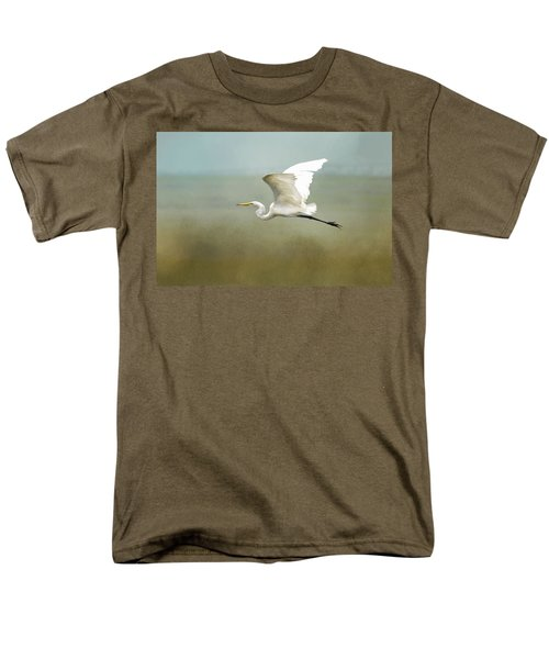 Taking Off  Men's T-Shirt  (Regular Fit) by Betty Pauwels