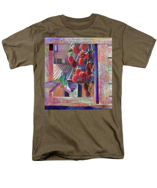 Taste Of Italy  Men's T-Shirt  (Regular Fit) by Julianne Ososke
