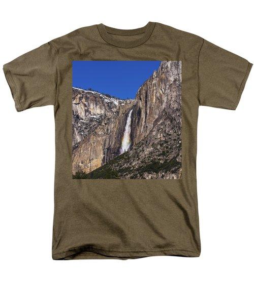 Taste The Rainbow Men's T-Shirt  (Regular Fit) by Alpha Wanderlust