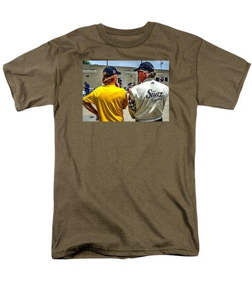 Team Stutz Men's T-Shirt  (Regular Fit) by Josh Williams