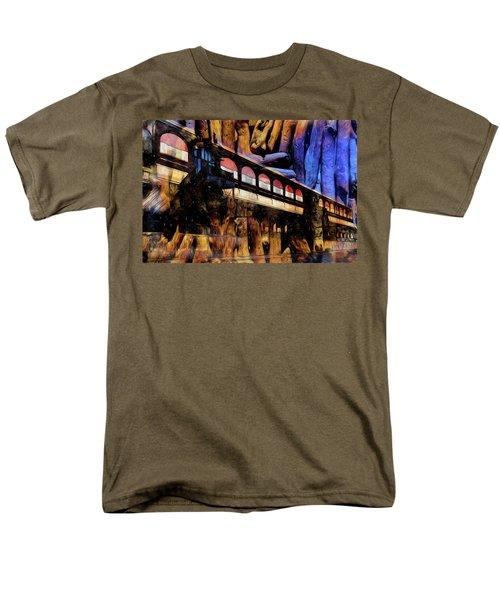 Terminal Men's T-Shirt  (Regular Fit)