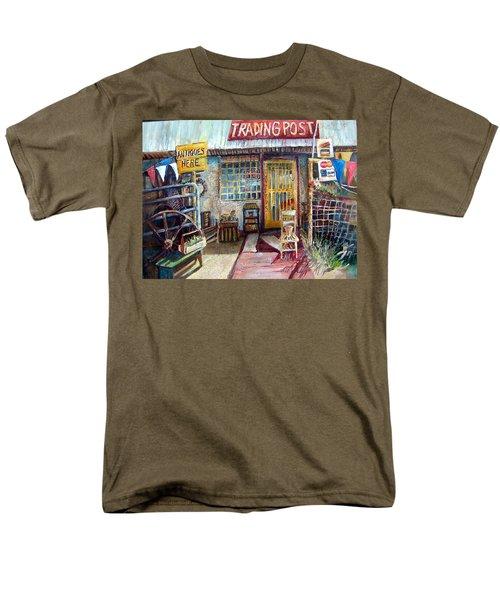 Texas Store Front Men's T-Shirt  (Regular Fit)