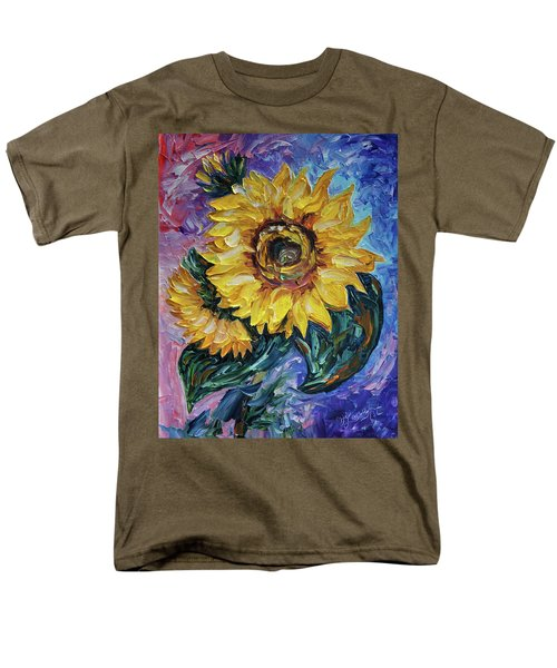 That Sunflower From The Sunflower State Men's T-Shirt  (Regular Fit)