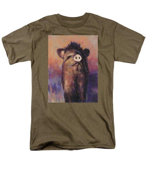 The Aristocrat Men's T-Shirt  (Regular Fit) by Billie Colson