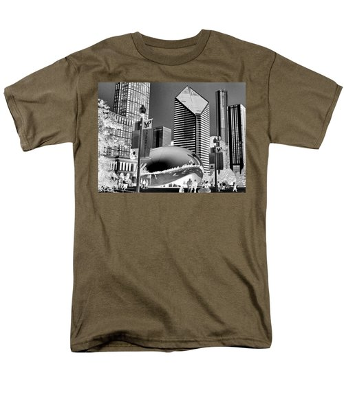 The Bean - 2 Men's T-Shirt  (Regular Fit) by Ely Arsha