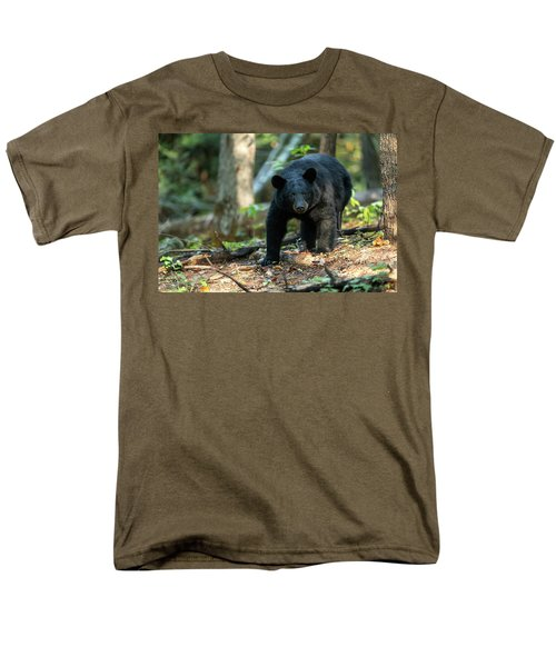 Men's T-Shirt  (Regular Fit) featuring the photograph The Bear by Everet Regal