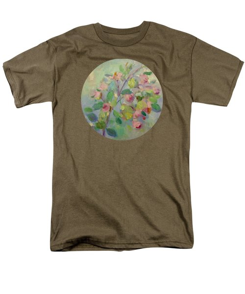 The Beauty Of Spring Men's T-Shirt  (Regular Fit) by Mary Wolf